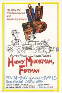 Harvey, O Bombeiro - Poster / Capa / Cartaz - Oficial 1