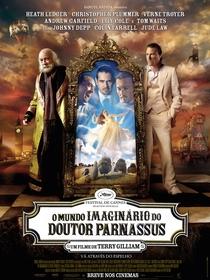 O Mundo Imaginário do Dr. Parnassus - Poster / Capa / Cartaz - Oficial 7