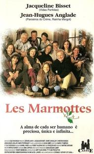 Les Marmottes - Poster / Capa / Cartaz - Oficial 1