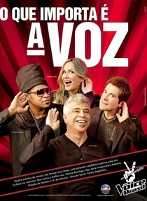 The Voice Brasil (1ª Temporada) - Poster / Capa / Cartaz - Oficial 1