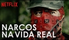 Narcos Na Vida Real (Inside the Real Narcos)  | Trailer da temporada 01 | Legendado (Brasil) [HD]