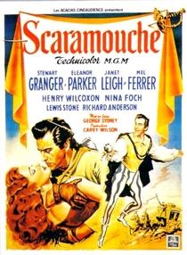 Scaramouche - Poster / Capa / Cartaz - Oficial 3
