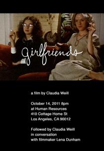 Girlfriends - Poster / Capa / Cartaz - Oficial 2