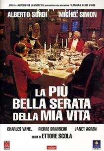 La Più Bella Serata Della Mia Vita - Poster / Capa / Cartaz - Oficial 1