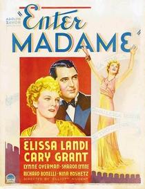 Entre Madame - Poster / Capa / Cartaz - Oficial 1