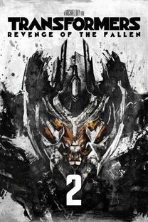 Transformers: A Vingança dos Derrotados - Poster / Capa / Cartaz - Oficial 9