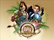 As Aventuras de Max - O Início (1ª Temporada) - Poster / Capa / Cartaz - Oficial 1