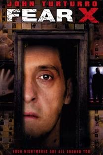Medo X - Poster / Capa / Cartaz - Oficial 8