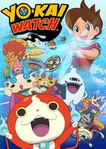 Yo-kai Watch (1ª Temporada) - Poster / Capa / Cartaz - Oficial 2