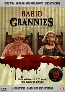 Rabid Grannies - Poster / Capa / Cartaz - Oficial 4