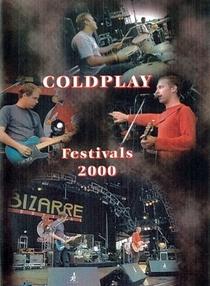 Coldplay - Festivals 2000 - Poster / Capa / Cartaz - Oficial 1