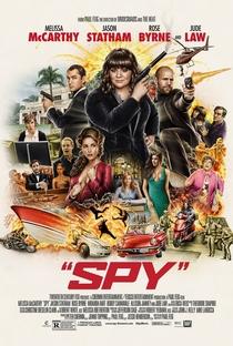 A Espiã Que Sabia de Menos - Poster / Capa / Cartaz - Oficial 4