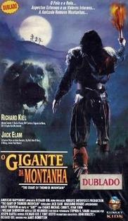 O Gigante da Montanha - Poster / Capa / Cartaz - Oficial 3