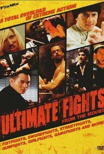 Ultimate Fights from the Movies - Poster / Capa / Cartaz - Oficial 1