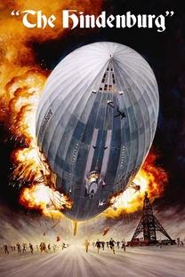 O Dirigível Hindenburg - Poster / Capa / Cartaz - Oficial 7