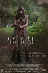Pig Girl  - Poster / Capa / Cartaz - Oficial 1