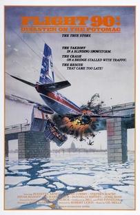 Desastre no Rio Potomac  - Poster / Capa / Cartaz - Oficial 1