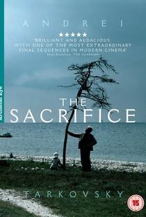 O Sacrifício - Poster / Capa / Cartaz - Oficial 17