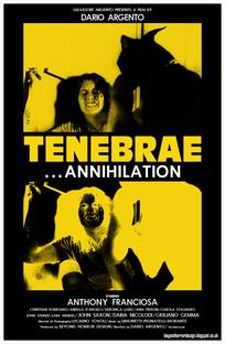 Tenebre - Poster / Capa / Cartaz - Oficial 6