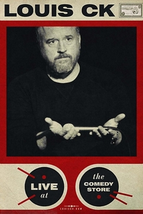 Louis CK: Live at The Comedy Store - Poster / Capa / Cartaz - Oficial 2