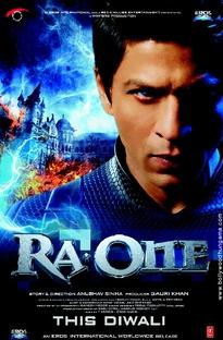 Ra.One - Poster / Capa / Cartaz - Oficial 2