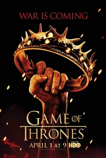 Game of Thrones (2ª Temporada) - Poster / Capa / Cartaz - Oficial 1