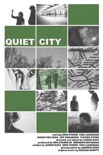 Cidade Tranquila - Poster / Capa / Cartaz - Oficial 1