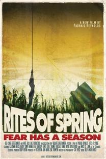 Rites of Spring - Poster / Capa / Cartaz - Oficial 1