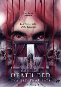Death Bed: The Bed That Eats - Poster / Capa / Cartaz - Oficial 3