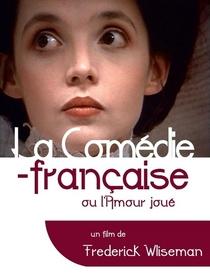 La Comédie-Française ou L'amour joué - Poster / Capa / Cartaz - Oficial 1
