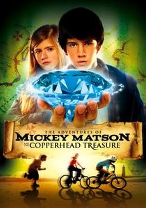 As Aventuras De Mickey Matson e o Tesouro - Poster / Capa / Cartaz - Oficial 2