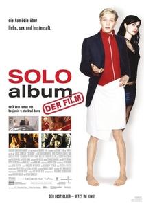 Álbum Solo - Poster / Capa / Cartaz - Oficial 1