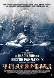 O Mundo Imaginário do Dr. Parnassus - Poster / Capa / Cartaz - Oficial 4