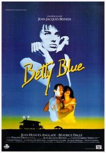 Betty Blue - Poster / Capa / Cartaz - Oficial 3