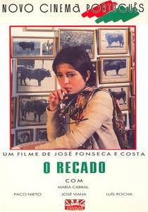 O Recado - Poster / Capa / Cartaz - Oficial 1