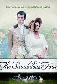 The Scandalous Four - Poster / Capa / Cartaz - Oficial 1