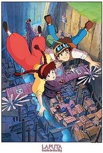 O Castelo no Céu - Poster / Capa / Cartaz - Oficial 32