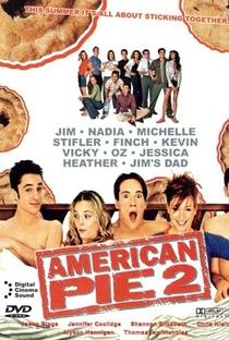 American Pie 2: A Segunda Vez é Ainda Melhor - Poster / Capa / Cartaz - Oficial 4