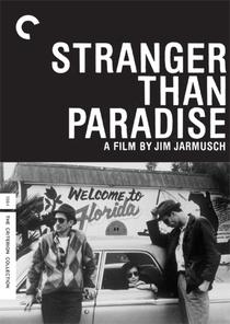 Estranhos no Paraíso - Poster / Capa / Cartaz - Oficial 1