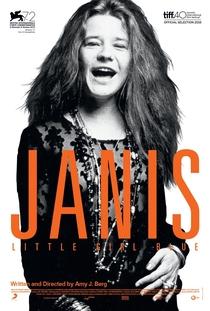 Janis: Little Girl Blue - Poster / Capa / Cartaz - Oficial 1