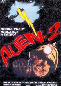 Alien 2 - Poster / Capa / Cartaz - Oficial 3