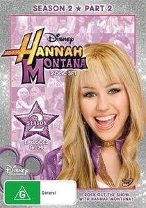 Hannah Montana (2ª Temporada) - Poster / Capa / Cartaz - Oficial 5
