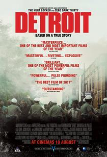 Detroit em Rebelião - Poster / Capa / Cartaz - Oficial 5