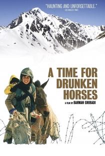 Tempo de Cavalos Bêbados - Poster / Capa / Cartaz - Oficial 11