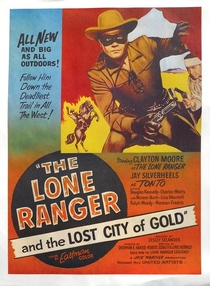 Zorro e a Cidade de Ouro Perdida - Poster / Capa / Cartaz - Oficial 2