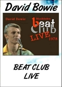 David Bowie: Live at the Beat Club - Poster / Capa / Cartaz - Oficial 1