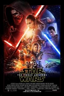 Star Wars, Episódio VII: O Despertar da Força - Poster / Capa / Cartaz - Oficial 5