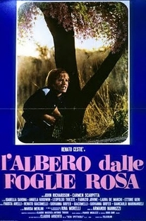 A Árvore das Folhas Rosas - Poster / Capa / Cartaz - Oficial 1