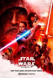 Star Wars: Os Últimos Jedi - Poster / Capa / Cartaz - Oficial 15