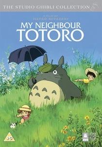 Meu Amigo Totoro - Poster / Capa / Cartaz - Oficial 4